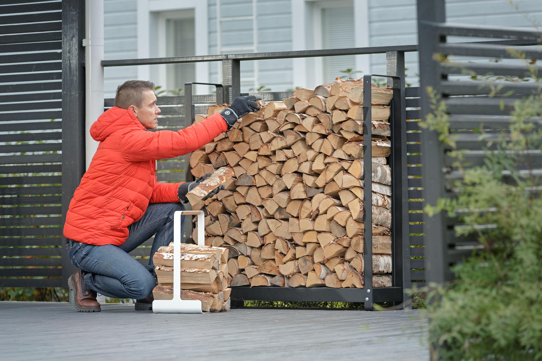 Utestående Med den nye Wood Rack-produktserien av vedstativer kan du KJ-52